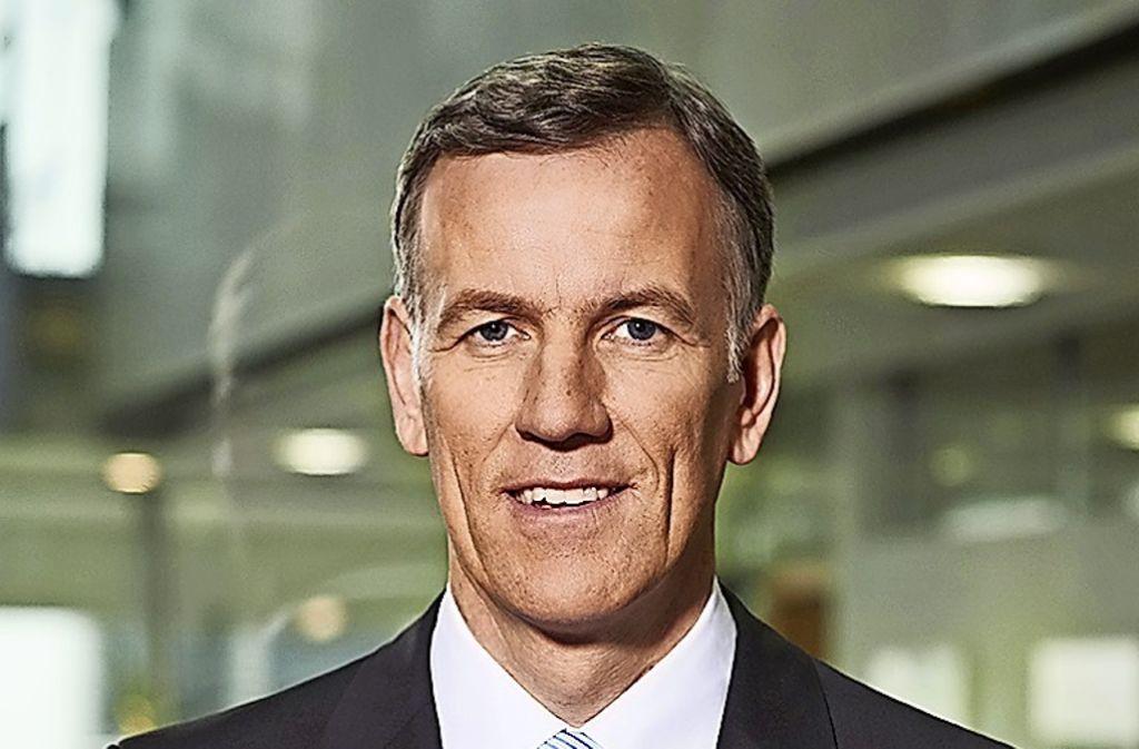 Burkhard Wittmacher ist seit 2015 Vorstandsvorsitzender. Foto: Gaby Gerster/KSK
