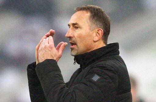Trainer Beierlorzer nach Derby-Niederlage unter Druck