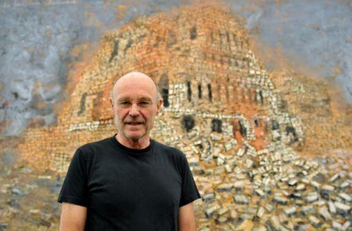 Erstaunlich unpolitisch: Vier Malerstars in Stuttgart