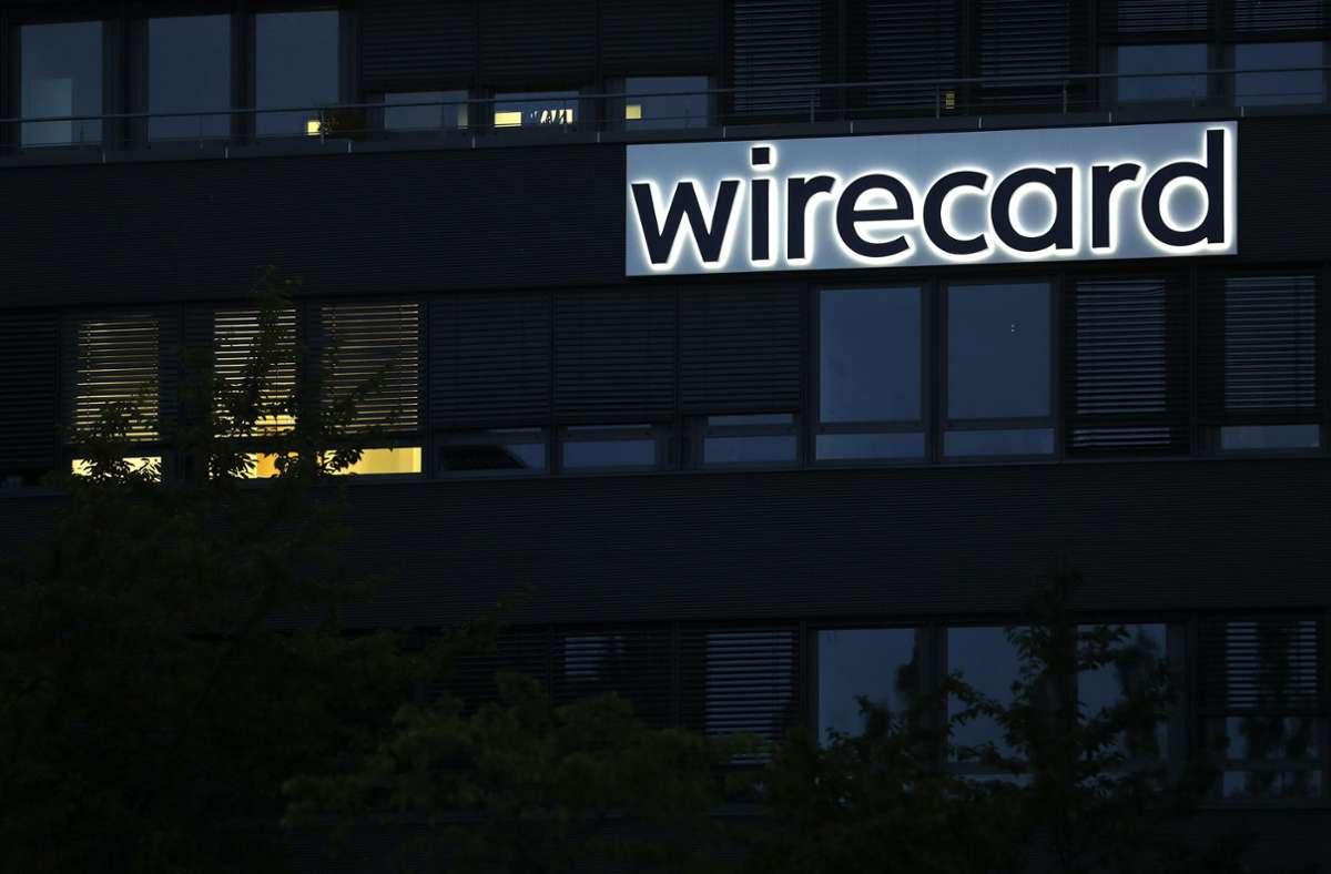 Drei ehemalige Wirecard-Führungskräfte wurden festgenommen. Foto: AP/Matthias Schrader