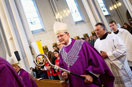 Neue Vorwürfe gegen Kölner Kardinal  Woelki