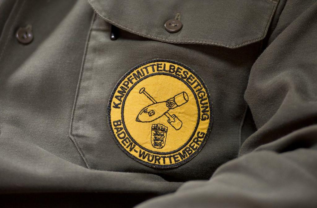 Auf die 33 Mitarbeiter des Kampfmittelbeseitigungsdienstes im Land wartet noch viel Arbeit. Foto: dpa