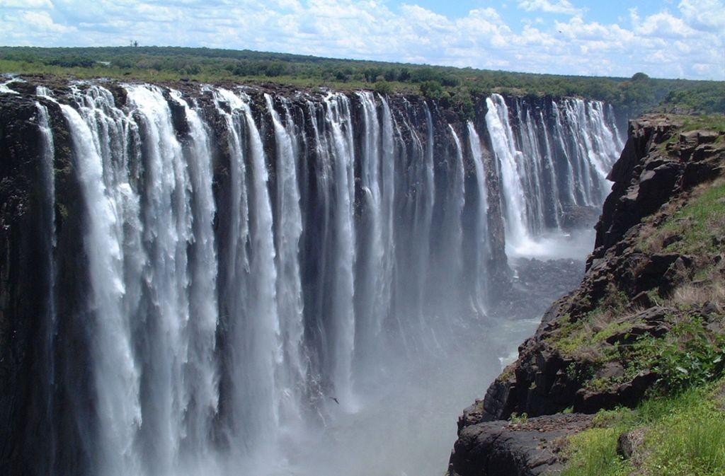 Ort der Entscheidung: Die Victoria-Fälle in Simbabwe Foto: Stefan Richter - stock.adobe.com