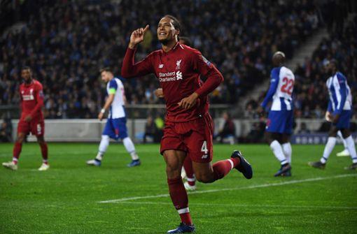 Liverpool lässt in Porto nichts anbrennen