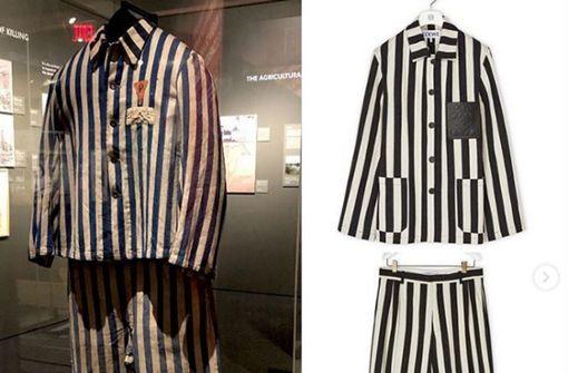 Loewe nimmt 1.669 Euro teueres KZ-Outfit aus dem Sortiment