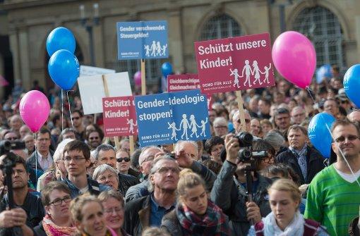 Kultusministerin Eisenmann sieht keine Sexualisierung