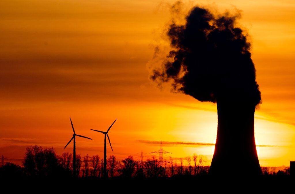 Bald ist es aus mit der Kohlenutzung in Berlin. Foto: dpa