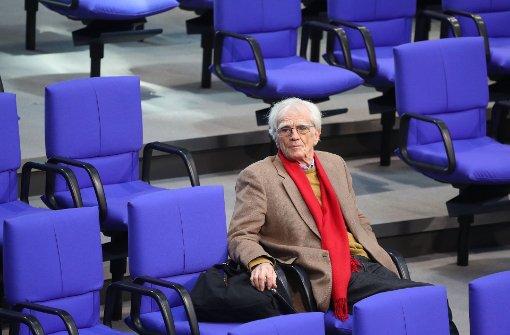 Hans-Christian Ströble sitzt seit 1998 im Bundestag. Foto: dpa