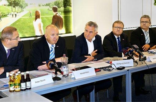 Stuttgart-21-Manager fordert Unterstützung
