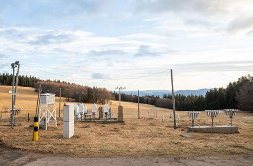 Luftverpester hinterlassen im Schwarzwald ihre Spuren