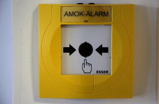 Neue Taster gegen falsche Amok-Alarme