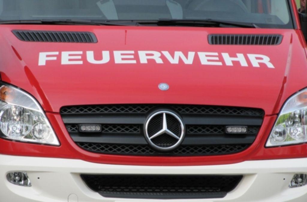 Bis zur Erschöpfung haben die Feuerwehrleute in Birenbach löschen müssen. Foto: privat