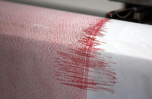 Erdbeben erschüttert den Süden Hessens