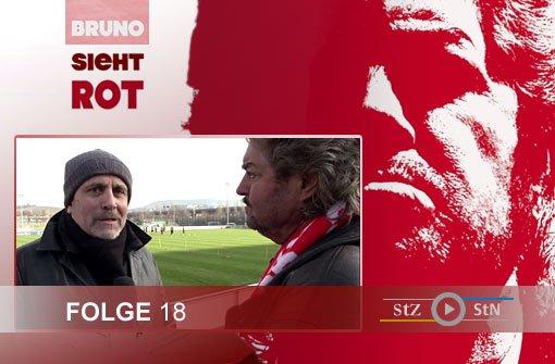 Bruno sieht rot: Auf in die Rückrunde mit dem VfB