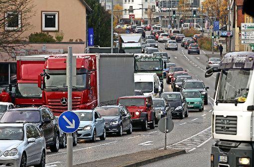 Der Verkehrslärm treibt die Bürger um