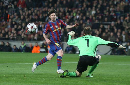 VfB-Fans sammeln für Lionel Messi – und den guten Zweck