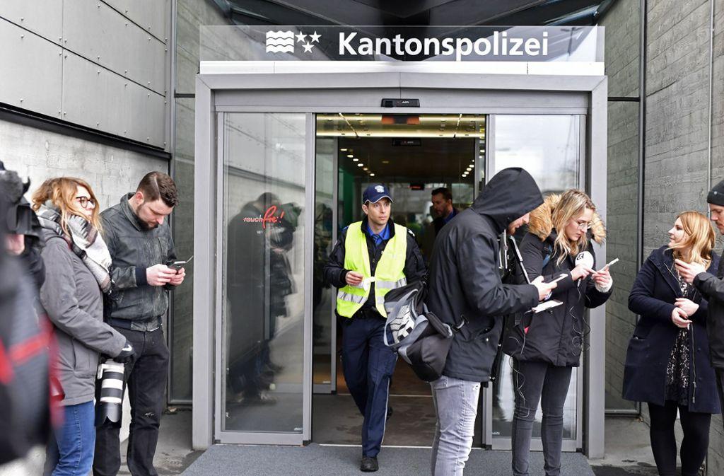 Im Prozess um einen grausigen Vierfachmord in der Schweiz hat die Staatsanwaltschaft die Höchststrafe gefordert. Foto: dpa