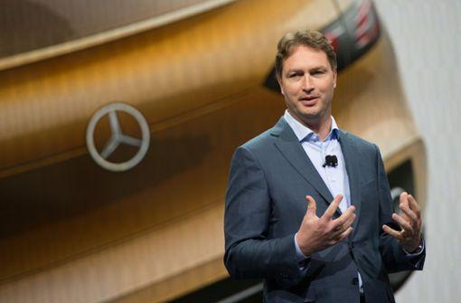 Daimler braucht neue Akzente