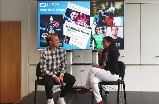 Timo Hildebrand drückt dem VfB die Daumen