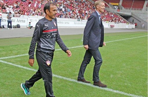 Der VfB steht vor einer Zerreißprobe
