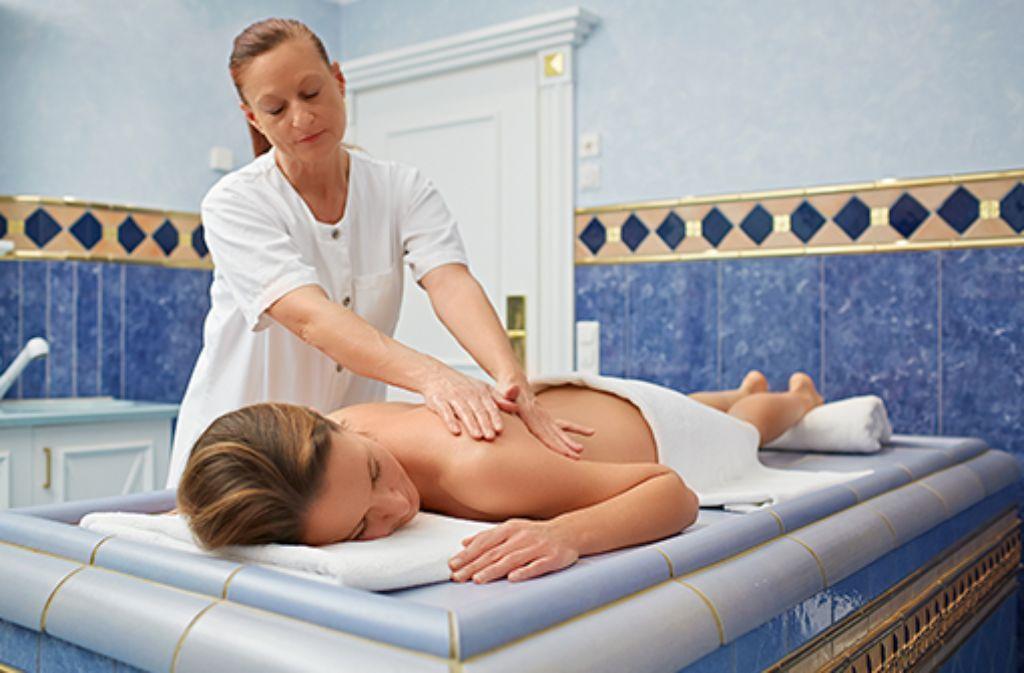 Wellness genießen in Bad Wörishofen  Foto: Kur- und Tourismusbetrieb Bad Wörishofen