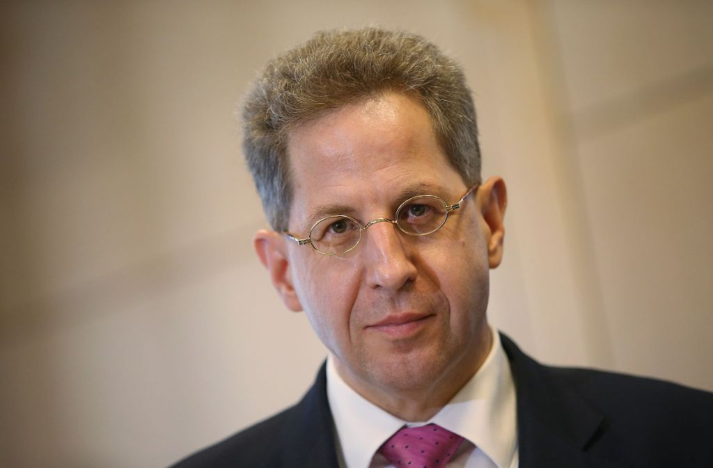 Hans-Georg Maaßen wird als Verfassungsschutzchef abgelöst. Foto: Getty Images Europe