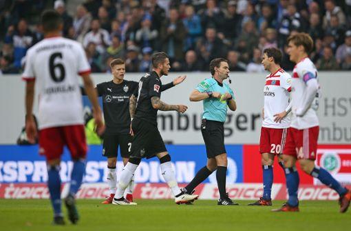 VAR Winkmann sorgt bei VfB-Fans für Schnappatmung