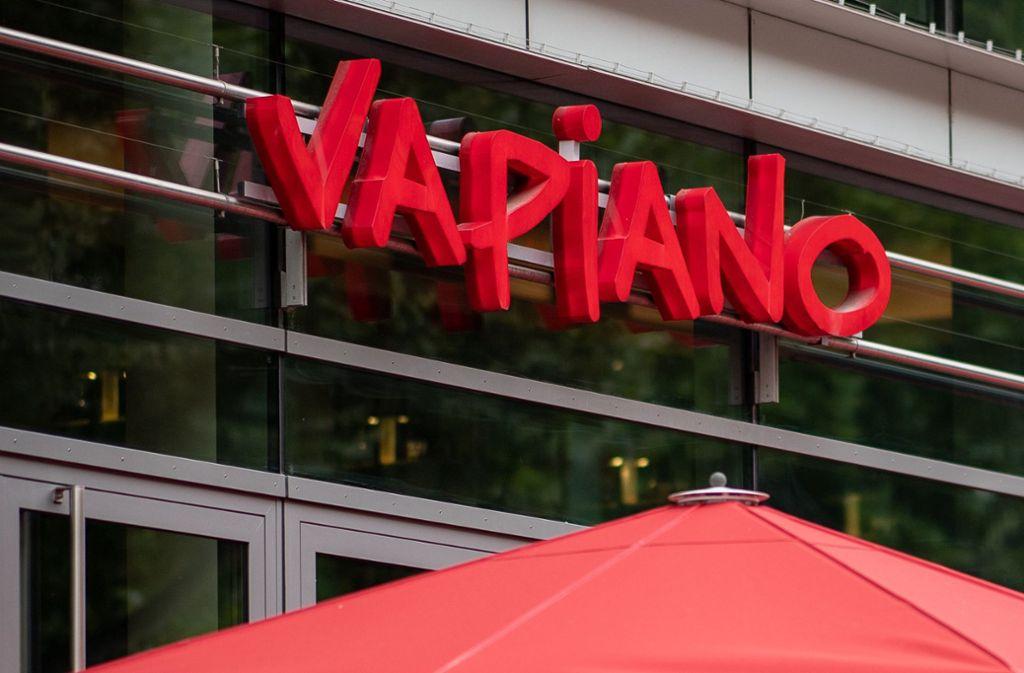 Die Restaurantkette Vapiano ist in wirtschaftlichen Turbulenzen. Foto: dpa/Fabian Sommer