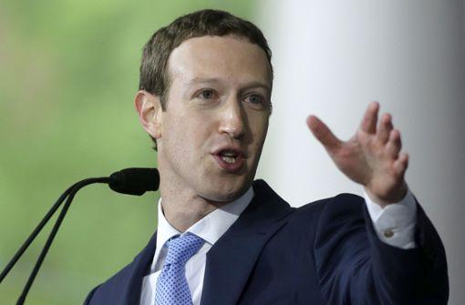 Mark Zuckerberg will mehr Privates