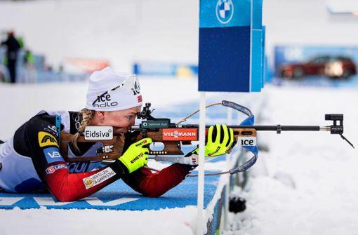 Warum  Norwegen im Biathlon (fast) unschlagbar ist