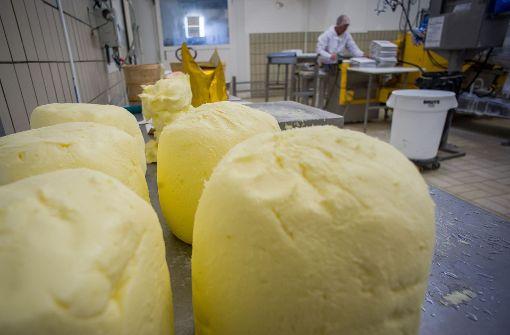 Butter wird wieder billiger