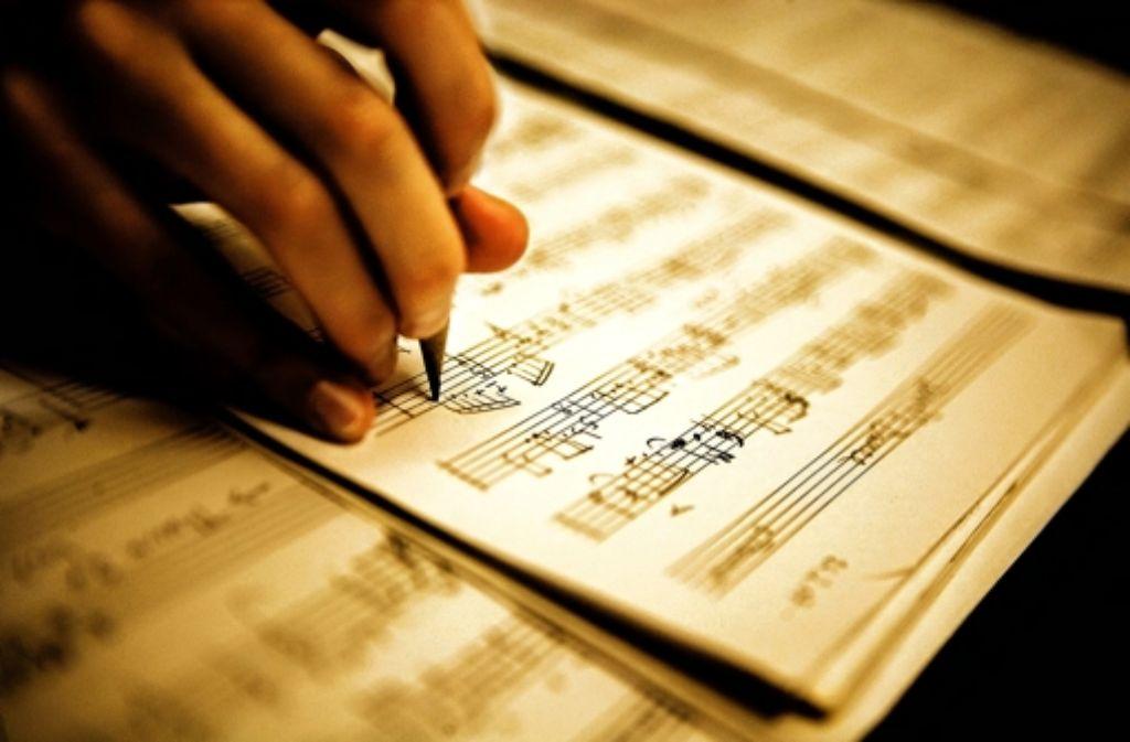 Lieder gibt es nicht umsonst – auch Komponisten müssen Geld zum Leben verdienen. Foto: Heiss