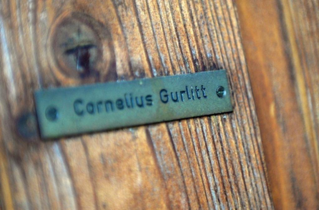 Auch Monate nach dem Tod von Cornelius Gurlitt ist im Nachlass des Kunstsammlers ein weiteres wertvolles Werk gefunden worden. In einem Koffer, den Gurlitt im Frühjahr im Krankenhaus in München dabei hatte, befand sich ein Landschaftsbild von Claude Monet.  Foto: dpa