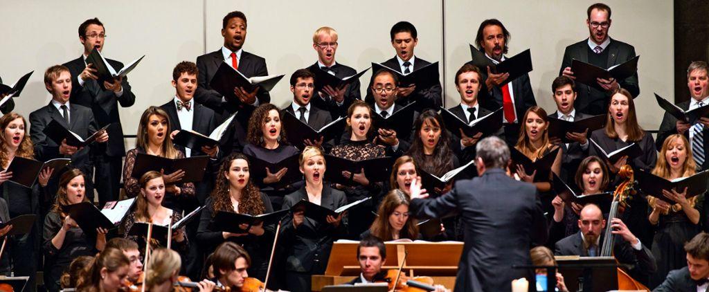 Auch das Junge Stuttgarter Bach Ensemble wird während der Bachwoche zu hören sein. Foto: HS