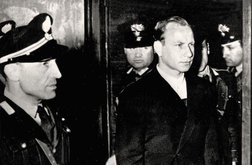 Freiheit für einen  Naziverbrecher?