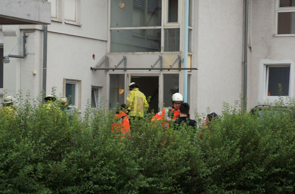 Der Rauchmelder schlug an und so wurde Schlimmeres in der Wohnung der Familie E. verhindert. Foto: SDMG