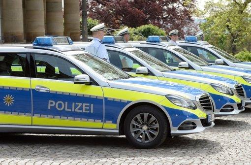 Polizeiautos sollen mehr auffallen