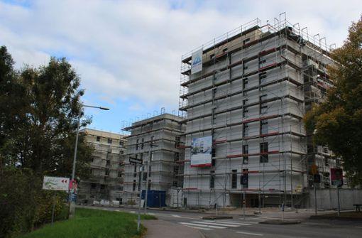 Ins Pallotti-Quartier in Birkach zieht Leben ein