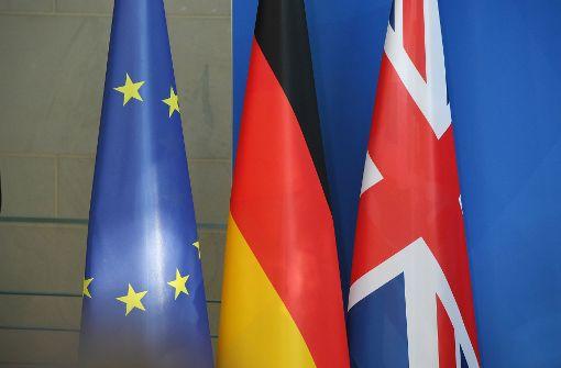 Viele Briten wollen Deutsche werden