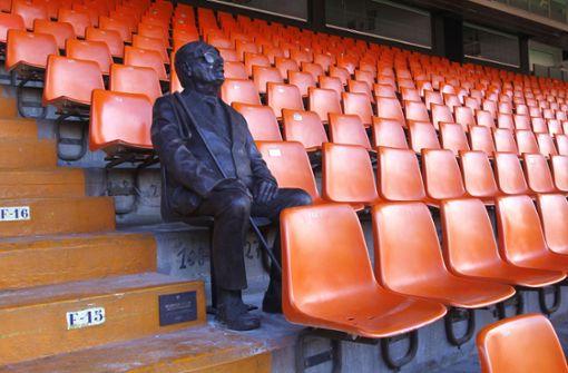Darum saß ein Fan trotzdem im Stadion