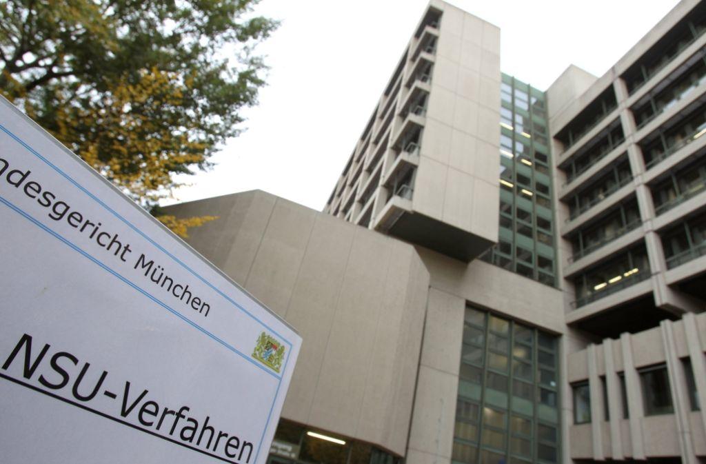 Vor dem Oberlandesgericht München steht der mutmaßliche Terrorhelder Ralf Wohlleben. Foto: dpa