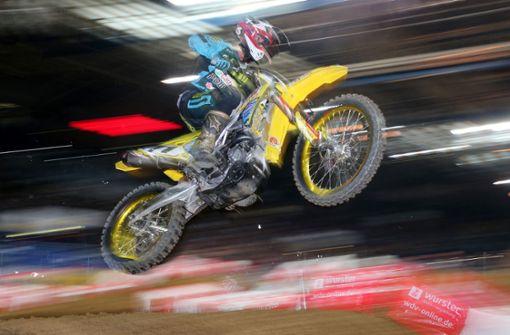 Stars der Motocross-Szene geben sich Stelldichein