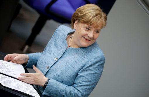 Merkel will Autobauer nicht schwächen