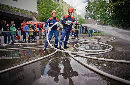 Die Feuerwehr lädt zum Floriansfest ein