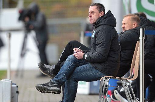 Offene Trainerfragen bei Kickers und VfB II