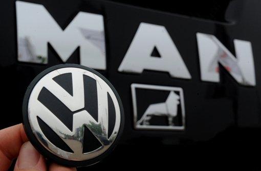 VW-Tochter MAN streicht 1800 Stellen