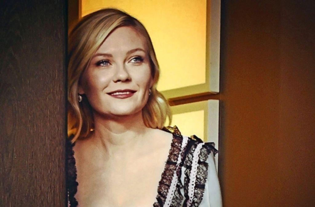"""Kirsten Dunst ist derzeit in deutschen Kinos im Film """"Midnight Special"""" zu sehen. Foto: Getty"""