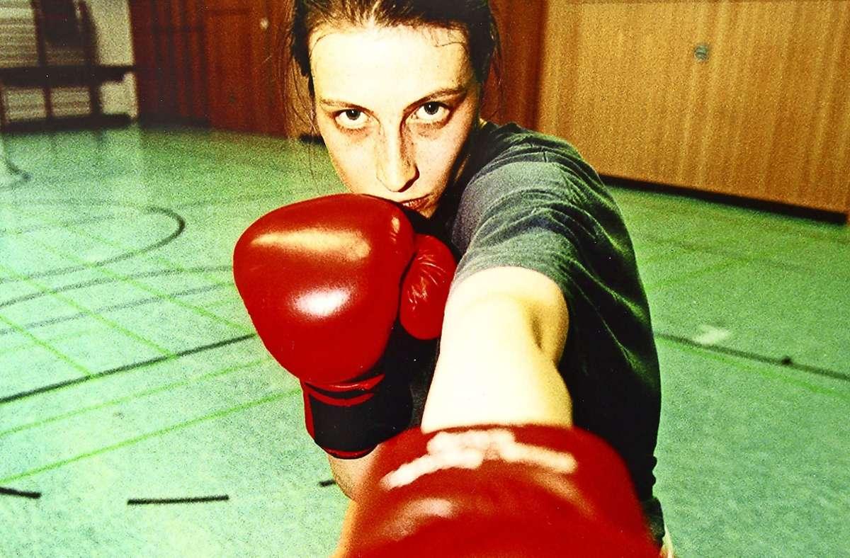 Eine unermüdliche Kämpferin, auch fürs große Ganze: Ulrike Heitmüller vor 25 Jahren. Foto: Baumann