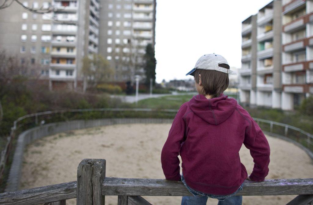 Ein kleiner Junge hat sich alleine mit dem Zug nach Münster gemacht. (Symbolbild) Foto: dpa-Zentralbild