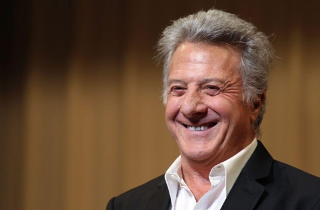 Der Hollywoodschauspieler Dustin Hoffman hat in einer TV-Sendung zum Thema Ahnenforschung Gefühle gezeigt, als es im Gespräch um seine Großmutter ging. Foto: dpa